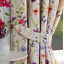 HAMPSHIRE-Floral-Printed-Lined-Ready-Made-Tape-Top-Pencil-Pleat-Curtains-Pair thumbnail 14