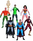 Justice League - 7 Inch Action Figure 6-pack