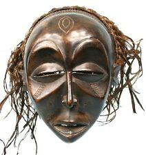 Art African Tribal - Ancien Masque Chokwe - African Mask - Superbe Expression
