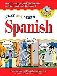 Play and Learn Spanish: Over 50 fun songs, games, a...   Buch   Zustand sehr gut