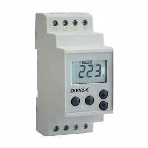 Adjustable-Protective-Relay-Over-Under-Voltage-Phase-failure-sequence-unbalance