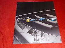 RENAULT Avantime Expression Dynamique Privilege Prospekt von 2001
