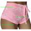 Sexy-Women-Summer-Pants-Stylish-High-Waist-Shorts-Short-Belt-Beach-Trousers thumbnail 6