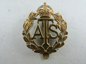 Military-Cap-Badge-ATS-Auxiliary-Territorial-Service-British-Army