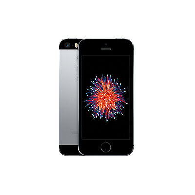 Apple iPhone SE (64GB, Space Grey)