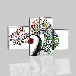 Quadri moderni astratti dipinti a mano olio su tela for Quadri moderni astratti dipinti a mano