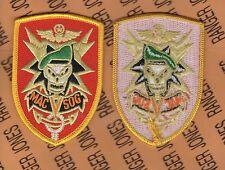 Military Assistance Command Vietnam Studies Observation Group MACVSOG patch m/e
