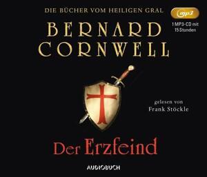 FRANK-STOCKLE-DER-ERZFEIND-BERNARD-CORNWELL-MP3-CD-NEW