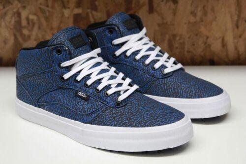 de pour 11 Nouveau Chaussures bleu Vans skateboard homme 5 Taille blanc Otw Disruptive qxxBTfwCY
