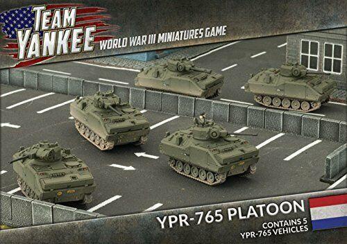 Team Yankee - YPR-765 Platoon - Dutch - TDBX02