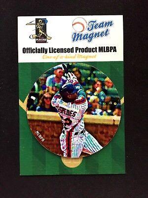 Energisch New York Mets Yoenis Cespedes Magnet-cool Collectible #1 Bestseller Sport Fanartikel