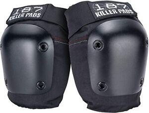 187 Fly Knee Pads Xs-Black
