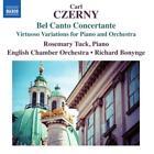 Bel Canto Concertante: Var.f.Klavier & Orch. von R. Bonynge,R. Tuck,English Chamber Orchestra (2015)