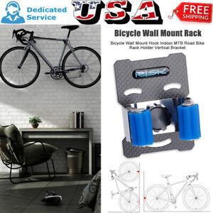 Road Bike Wall Mount Bracket Indoor Bicycle Storage Parking Rack Holder Hanger /&