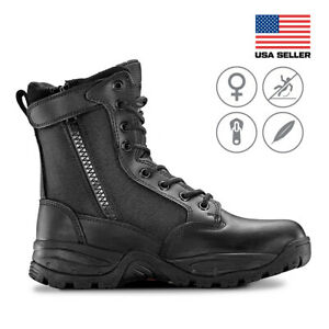 6d7a95b849d Details about Maelstrom® Tac Force 8'' Women's Military Tactical Work Boots  with Zipper