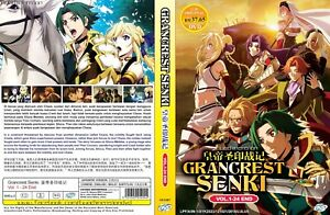 ANIME-DVD-Grancrest-Senki-1-24End-English-subtitle-amp-All-region-FREE-SHIPPING-SKU3