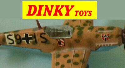 Dinky Toys Bf 109E Messerschmitt No.726 repro plastic propellor.
