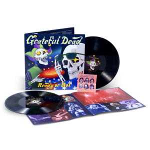 THE-GRATEFUL-DEAD-034-READY-OR-NOT-034-2-LPS-180-GRAM-VINYL-LIVE-1992-1995