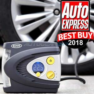 2018 Ring Rac635 Preset Automatic Digital Car Tyre Inflator Air Pump