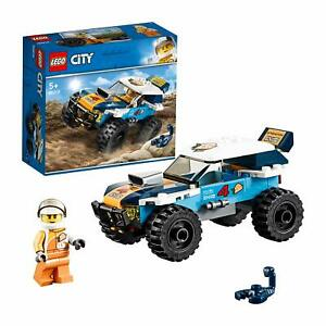 Lego-60218-City-Great-Vehicles-puissant-Desert-Rally-Racer-Construction-Jouet-Voiture