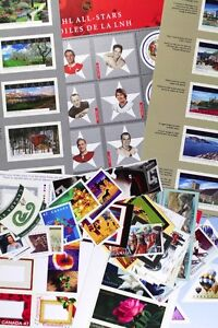 CANADA-Postage-Stamps-2001-Complete-Year-set-collection-Mint-NH-See-scans