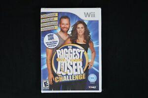 Biggest Loser Challenge (Nintendo Wii, 2010)  New Sealed