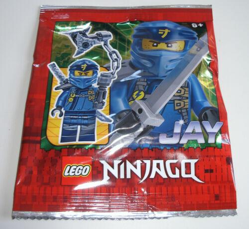 LEGO Ninjago Neu /& OVP Jay mit Stachelkette