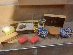 Antike Puppenstuben Mobel 60 Er Jahre Ddr Ebay