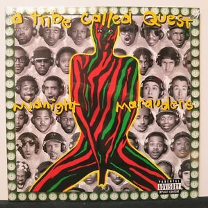 A Tribe Called Quest Midnight Marauders Vinyl Lp New
