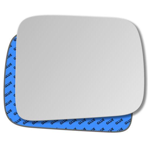 Rechts Beifahrerseite Spiegelglas Außenspiegel für Nissan Patrol Y61 1998-2009