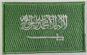 Saudi-Arabien-Aufnaeher-gestickt-Flagge-Fahne-Patch-Aufbuegler-6-5cm-neu