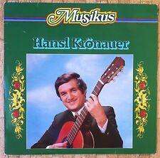 HANSL KRÖNAUER Same LP