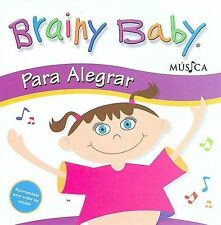 Brainy Baby: Para Alegrar - Various Artists CD BRAND NEW SEALED FREE SHIPPING