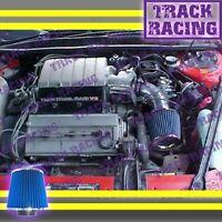 90-93 Chevy Lumina\oldsmobile Cutlass Supreme 3.4l V6 Z34 Air Intake Black Blue