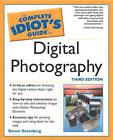 The Complete Idiot's Guide to Digital Photography by Steven Greenberg (Paperback, 2002)