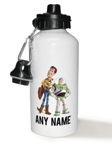 Gym bag Apron Woody and Buzz Lightyear Personalised Drinks Bottle Lunch Bag