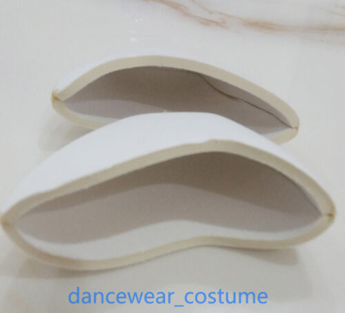 Ladies Girls Foam Rubber Ballet Pointe Shoes Pads Dance Toe Shoe Protection Pads