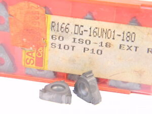 10 pcs SANDVIK carbide cut off inserts N151.2-400-4E Grade 4230