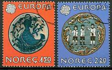 NORWAY - NORVEGIA - 1981 - Europa. Folclore