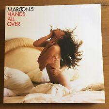 """Maroon 5 - Hands All Over 12"""" Vinyl Lp"""