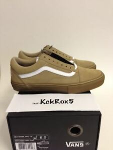 f135dd2652 VANS OLD SKOOL PRO S SYNDICATE ODD FUTURE CAMEL GUM GOLF WANG TYLER ...