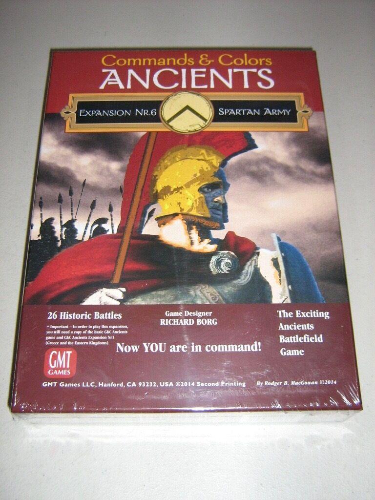 C&C Spartan Ancients  6  Spartan C&C Army (New) 8889c1