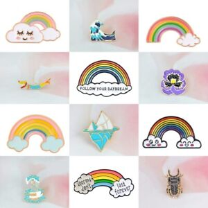 Pin-Brooches-Rainbow-Backpack-Badges-Different-Hard-enamel-lapel-Hat-Bag-Jeans