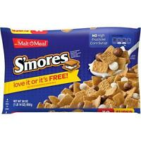 Malt O Meal S Mores Cereal, 30 Oz