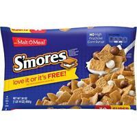 Malt O Meal S Mores Cereal, 30 Oz