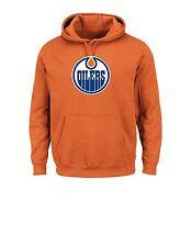NHL Men's Felt Tek Patch Hooded Fleece Sweater , NEW