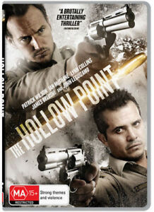 Hollow-Point-BLU-RAY-Patrick-Wilson-Mexican-Drug-Cartell-Action-Movie-REGION-B