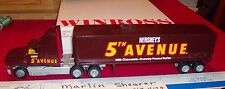 HERSHEY'S 5TH AVENUE CANDY BAR TRACTOR TRAILER  WINROSS TRUCK