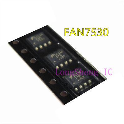 10PCS FAN7530MX FAN7530 New Best Offer IC PFC CTRLR CRM//TRANSITION 8SOP#K1995