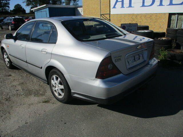 Daewoo Evanda 2,0 CDX Benzin modelår 2003 km 234000